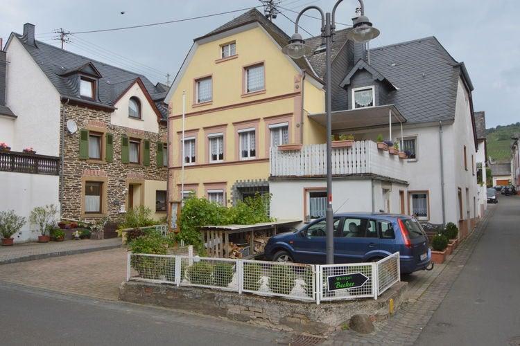 vakantiehuis Duitsland, Moezel, Zeltingen-Rachtig vakantiehuis DE-54492-01