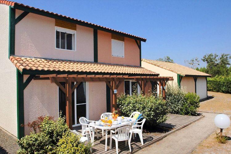 Vakantiehuis met zwembad met wifi  Soustons-PlageRésidence Club Les Villas du Lac 2