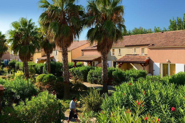 Vakantiewoning huren in Vendres-Plage - met zwembad   met zwembad voor 5 personen  De maisonnettes zijn geschikt voor..