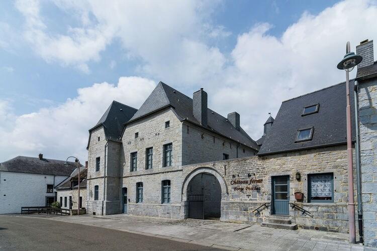 Belgie | Henegouwen | Vakantiehuis te huur in Macon   met wifi 60 personen