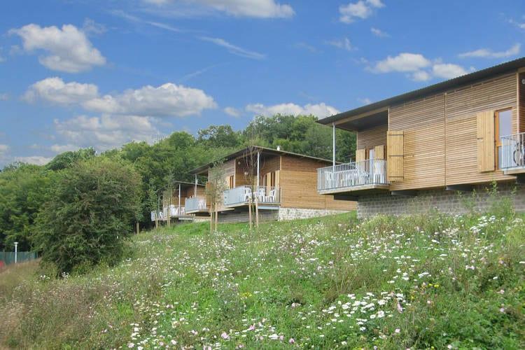 Vakantiehuis met zwembad met wifi  Eppe-SauvageLes Hauts de ValJoly 4
