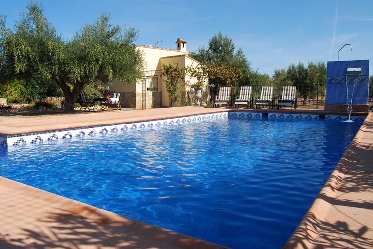 Holiday home Valencia Region Inland
