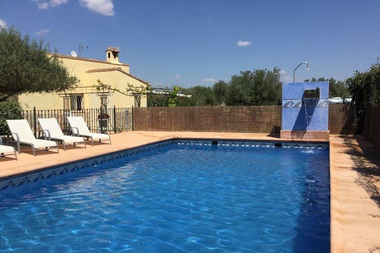Vakantiehuis spanje, Valencia, Chella Vakantiehuis ES-46821-01