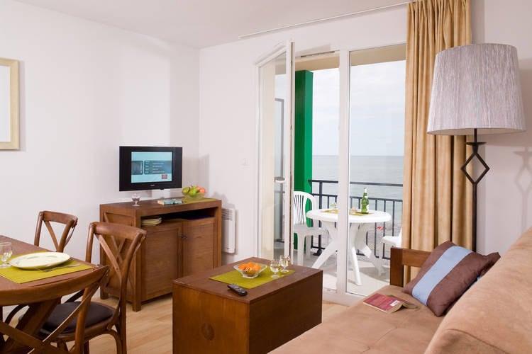 Appartement Frankrijk, Picardie, Cayeux-Sur-Mer Appartement FR-80410-01