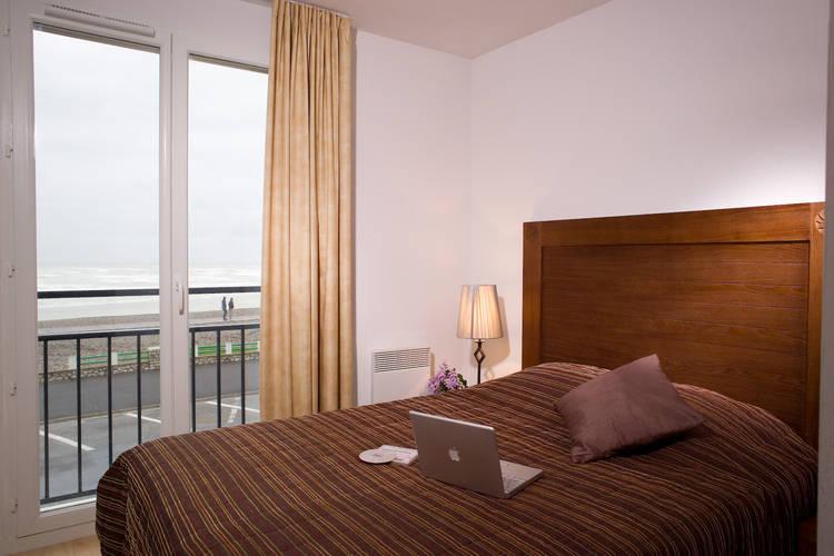 Ferienwohnung Komfortabel eingerichtete Wohnung mit Meeresblick (311001), Cayeux sur Mer, Somme, Picardie, Frankreich, Bild 12