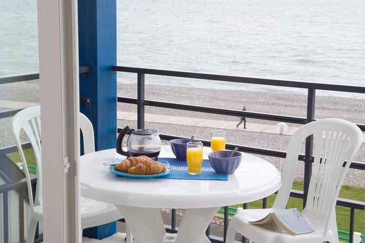 Ferienwohnung Komfortabel eingerichtete Wohnung mit Meeresblick (311001), Cayeux sur Mer, Somme, Picardie, Frankreich, Bild 13