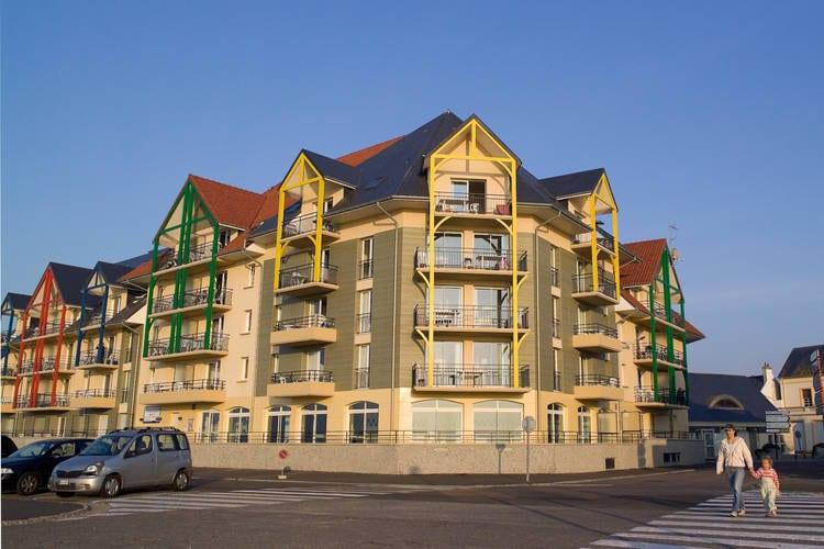 Appartement met zwembad met wifi  PicardieLes Terrasses de la Plage 3