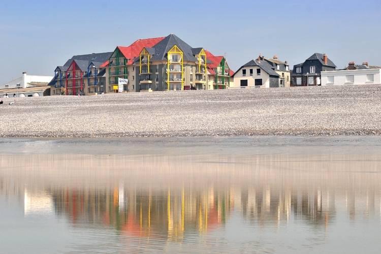 Ferienwohnung Les Terrasses de la Plage 4 (311000), Cayeux sur Mer, Somme, Picardie, Frankreich, Bild 2