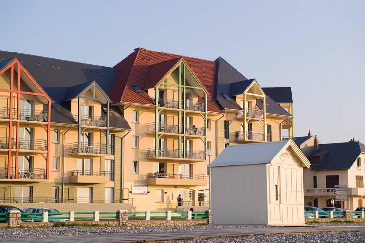 Appartement met zwembad met wifi  PicardieLes Terrasses de la Plage 4