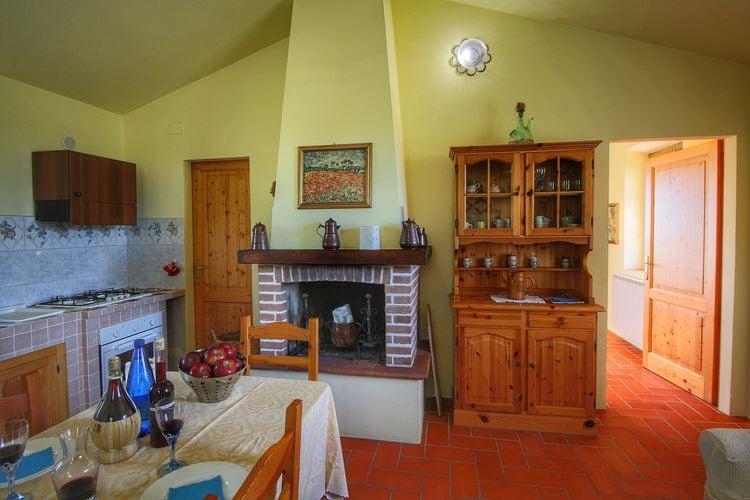 Boerderij Italië, Umbrie, Paciano Boerderij IT-06060-28
