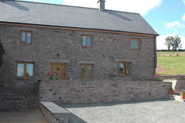 Holiday house Pentwyn Farmhouse (308852), Brecon, Mid Wales, Wales, United Kingdom, picture 1