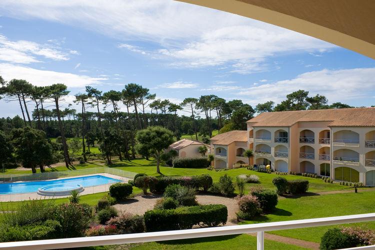 Appartement met zwembad   Cote AtlantiqueResidence Open Sud 3