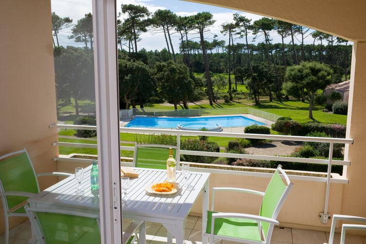 Appartement Frankrijk, Cote Atlantique, Moliets Appartement FR-40660-34