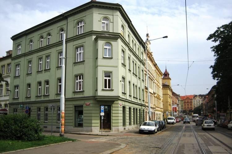 Appartement huren in Praag/omgeving -   met wifi  voor 3 personen  Dit appartement in een semi-hotelr..