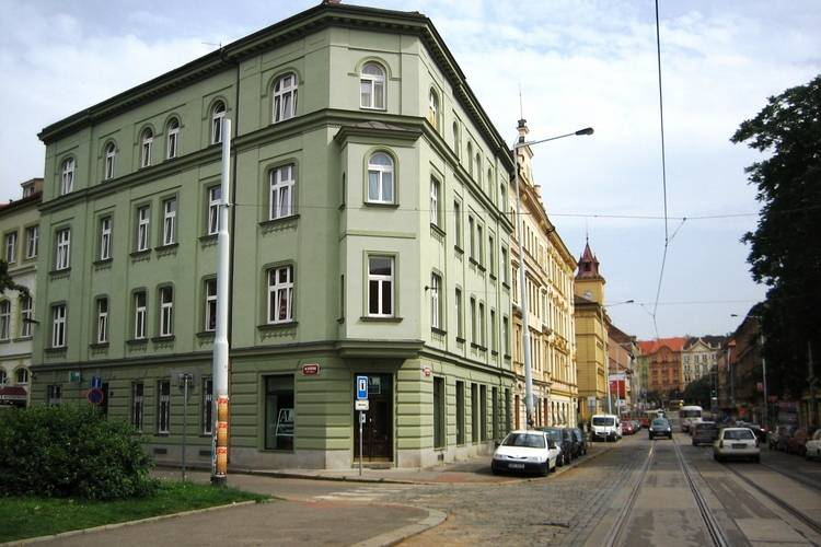 Apartment Central Bohemia and Prague