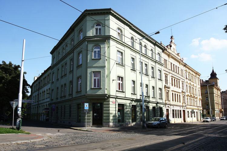 Tsjechie Vakantiewoningen te huur Eenvoudig, maar comfortabel appartement in semi-hotelresidentie nabij het stadscentrum van Praag