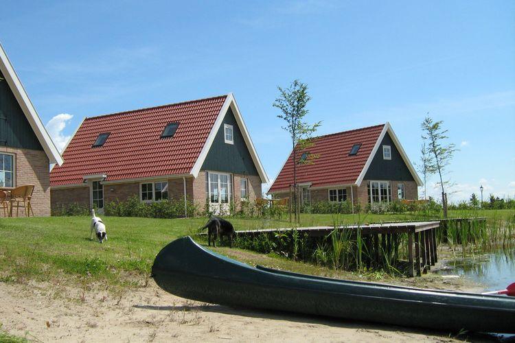 Vakantiehuizen Nederland | Flevoland | Vakantiehuis te huur in Bant   met wifi 8 personen