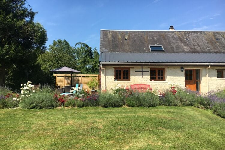 Vakantiehuizen Frankrijk | Normandie | Vakantiehuis te huur in St-Germain-du-Pert    5 personen