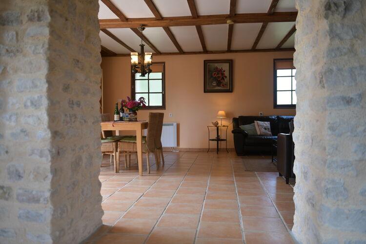 vakantiehuis Frankrijk, Normandie, St Germain du Pert vakantiehuis FR-14230-15