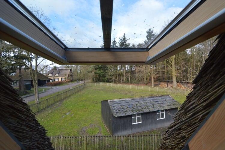 vakantiehuis Nederland, Noord-Brabant, Ulvenhout vakantiehuis NL-4858-02