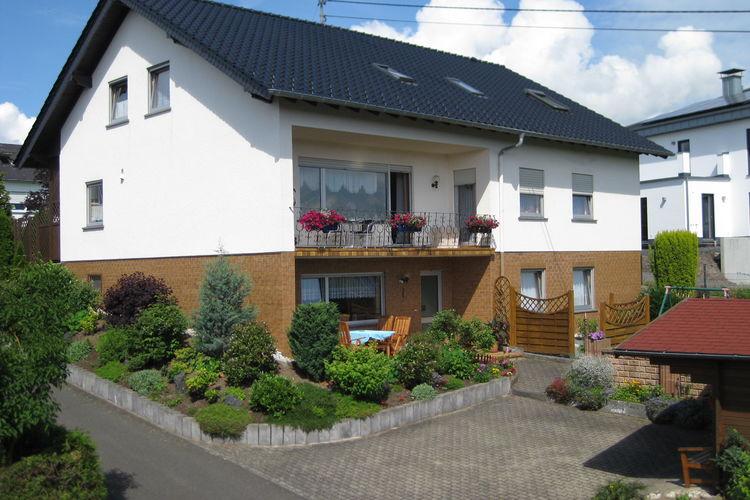 Ulmen Vakantiewoningen te huur Ruime woning (85 m2) op de begane grond met directe toegang tot de tuin