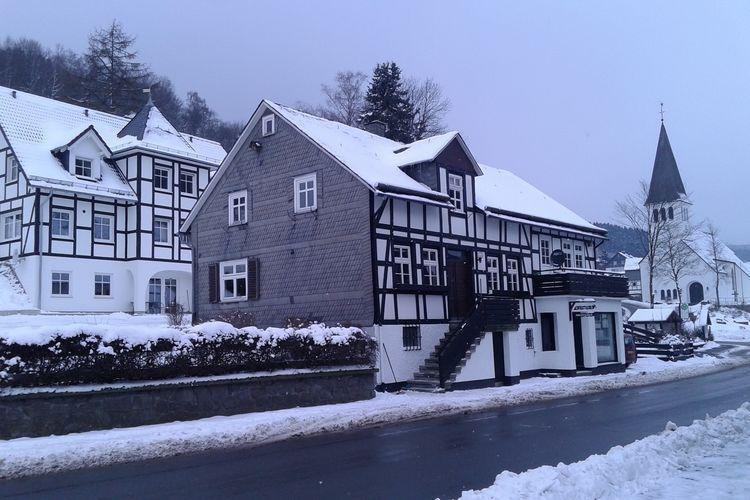 Vakantiehuizen Duitsland | Sauerland | Vakantiehuis te huur in Olsberg-Elpe   met wifi 14 personen