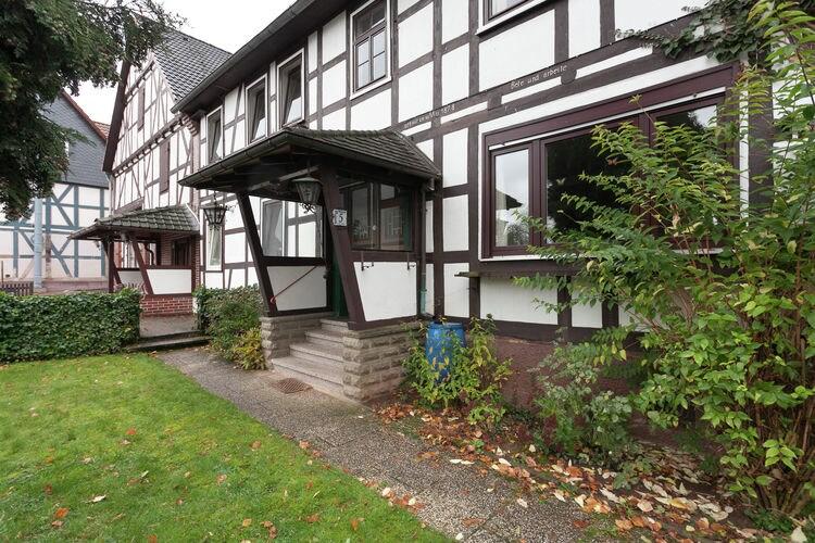 Vakantiewoning Duitsland, Hessen, Twistetal-Oberwaroldern Appartement DE-34477-07