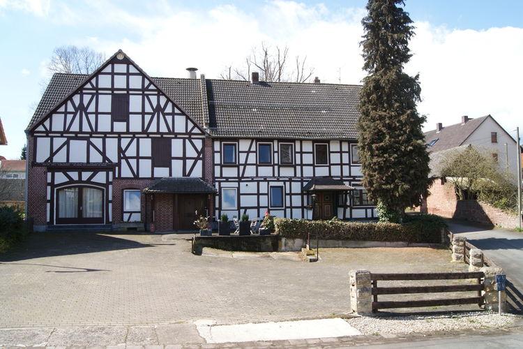 Appartement Duitsland, Hessen, Twistetal-Oberwaroldern Appartement DE-34477-06