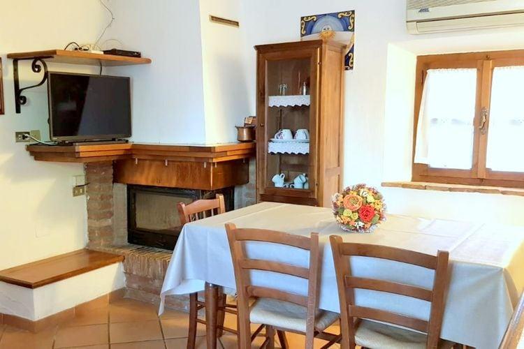 vakantiehuis Italië, Toscana, Chiusdino vakantiehuis IT-53012-04
