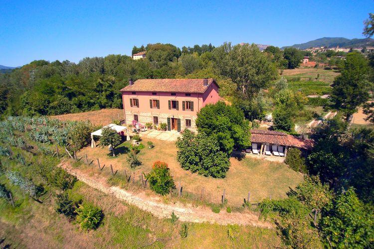 Castiglione-di-Garfagnana Vakantiewoningen te huur Otto Liana