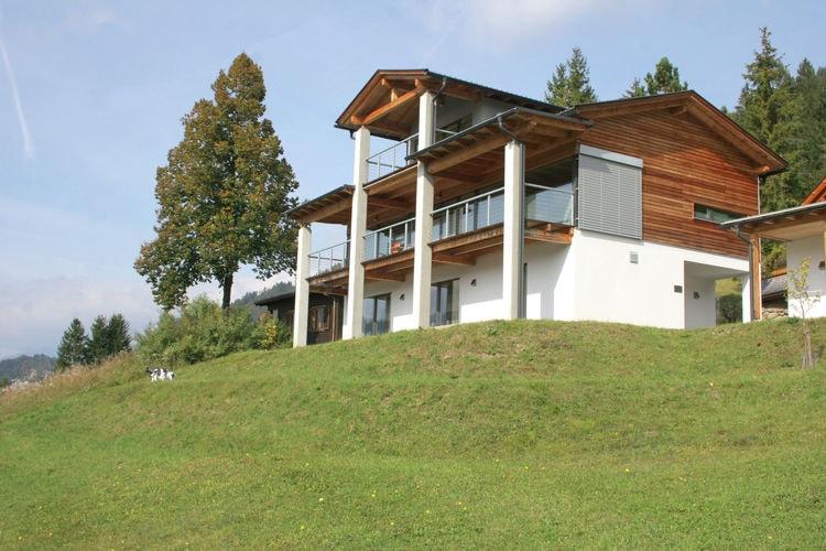 Oostenrijk | Kaernten | Villa te huur in Weissensee   met wifi 4 personen