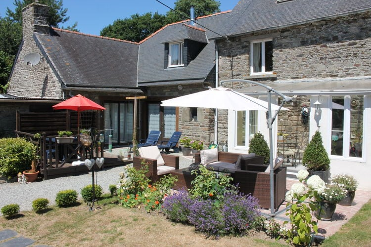 Vakantiehuizen Bretagne te huur Mael-Carhaix- FR-22340-06   met wifi te huur