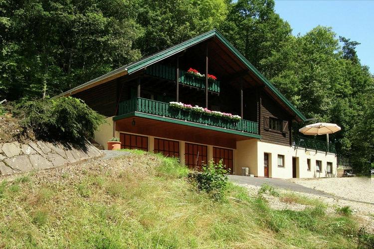 Chalet  met wifi  Mürlenbach  Ferienhaus Hersbach