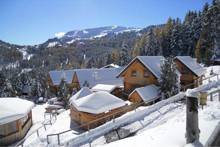 Chalet Oostenrijk, Steiermark, Turracherhöhe Chalet AT-8864-13