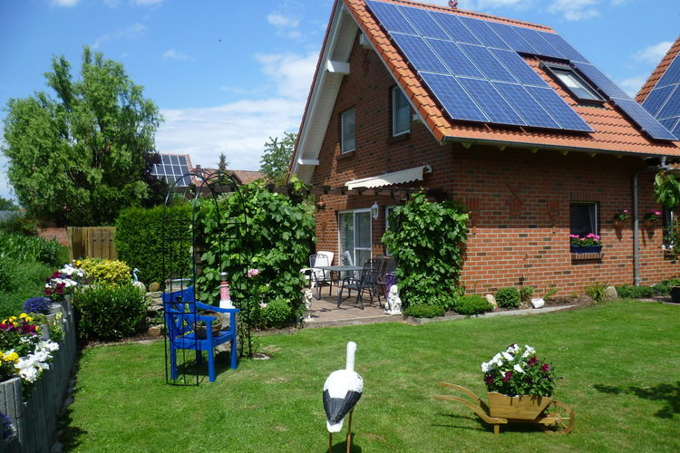 Appartement huren in Nedersaksen -   met wifi  voor 6 personen  Deze modern ingerichte vakantiewon..