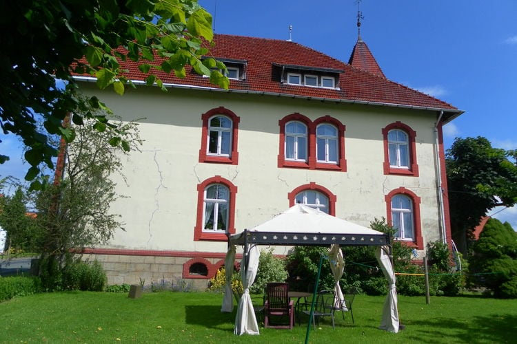 Duitsland | Nedersaksen | Boerderij te huur in Trendelburg-Friedrichsfeld   met wifi 4 personen