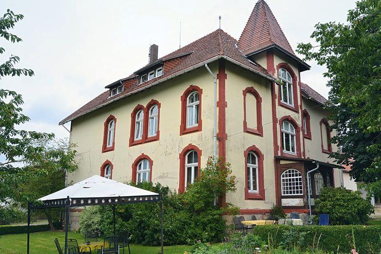 Boerderij Duitsland, Nedersaksen, Trendelburg-Friedrichsfeld Boerderij DE-34388-01