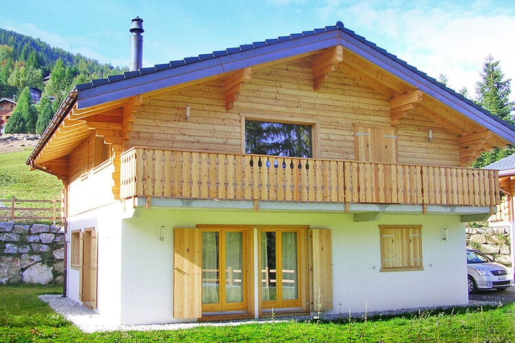Zwitserland | Jura | Chalet te huur in La-Tzoumaz   met wifi 10 personen