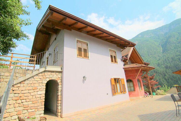 Vakantiehuizen Italie | Trentino-alto-adige | Vakantiehuis te huur in Caldes met zwembad  met wifi 6 personen
