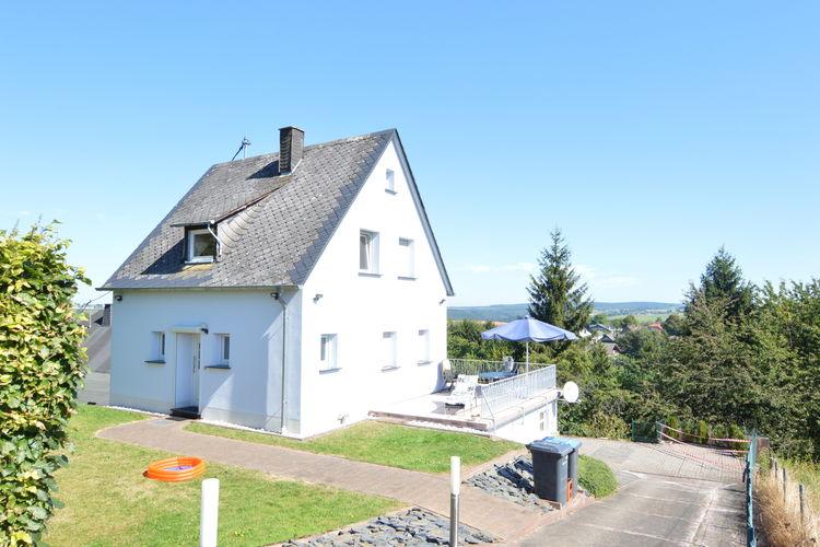 vakantiehuis Duitsland, Hunsruck, Rascheid vakantiehuis DE-54413-04