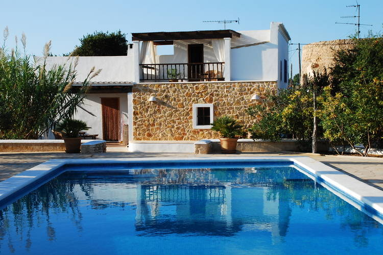 Vakantiehuis met zwembad met wifi  San-JoseCan Palau