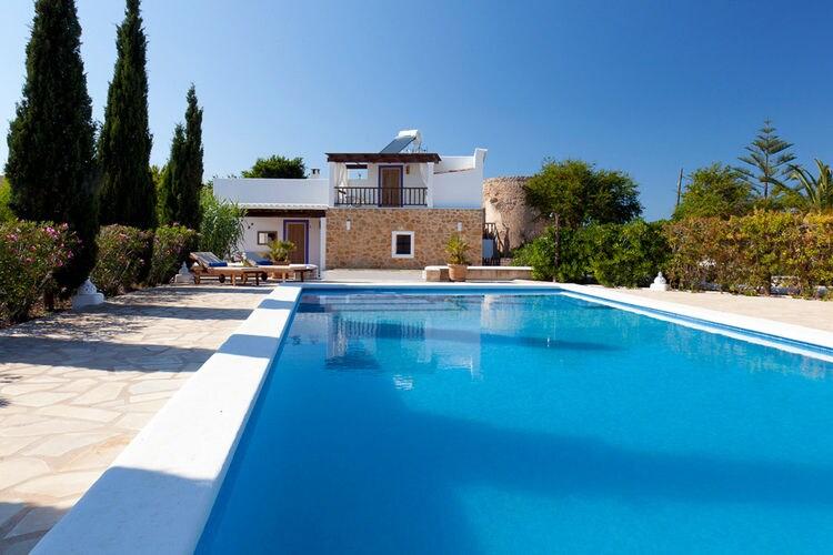 vakantiehuis Spanje, Ibiza, San José vakantiehuis ES-07830-08