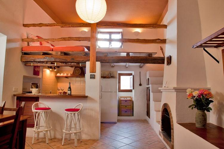Ferienhaus Großzügige Villa auf den Balearen mit Swimmingpool (562887), Urbanització Sierra Mar, Ibiza, Balearische Inseln, Spanien, Bild 13