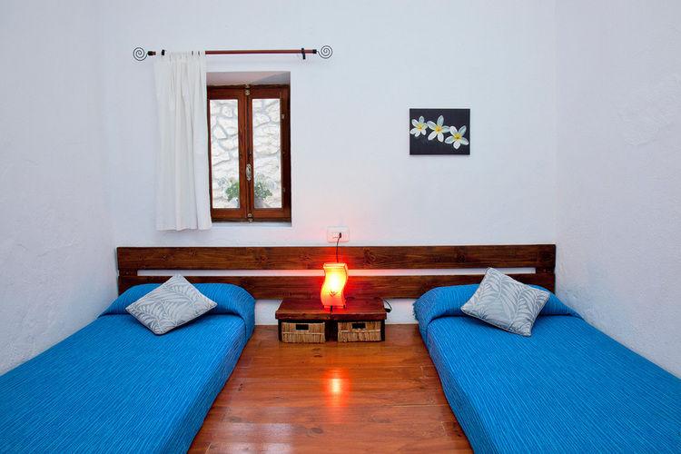 Ferienhaus Großzügige Villa auf den Balearen mit Swimmingpool (562887), Urbanització Sierra Mar, Ibiza, Balearische Inseln, Spanien, Bild 15
