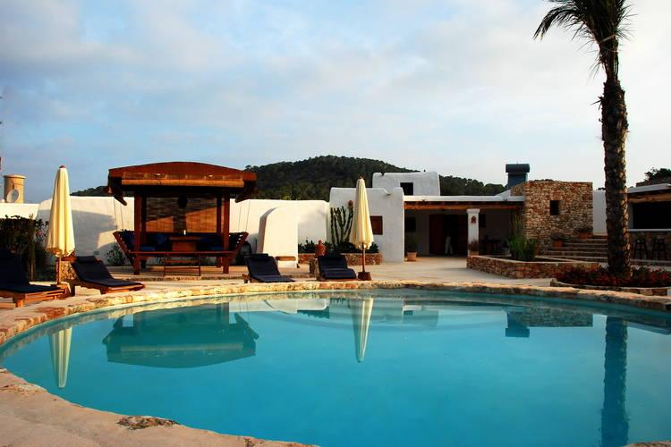Vakantiehuizen San-Jose-Cala-Vadella te huur San-José-/-Cala-Vadella- ES-07830-09 met zwembad  met wifi te huur