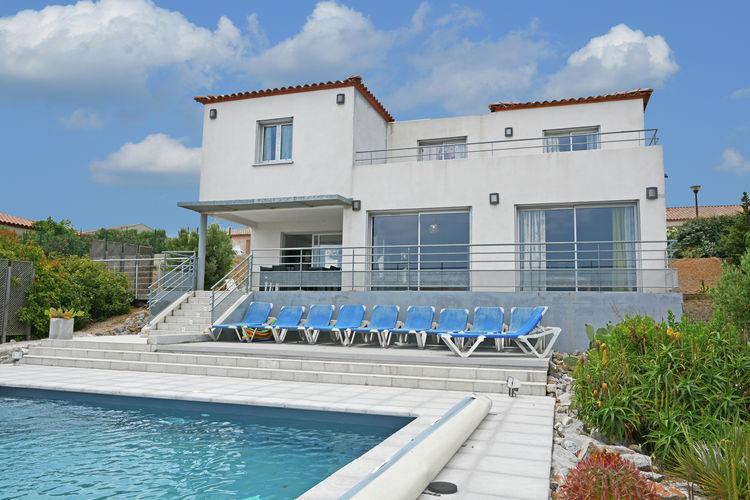 Ferienhaus Fitou Belle-Vue (319260), Fitou, Mittelmeerküste Aude, Languedoc-Roussillon, Frankreich, Bild 2
