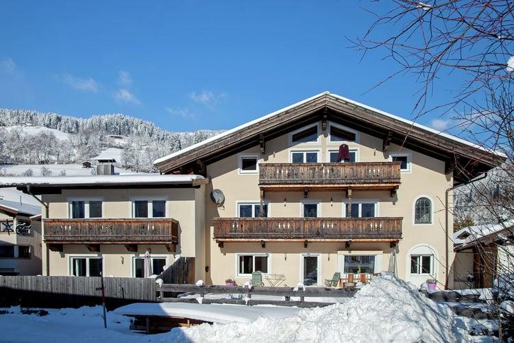 Vakantiehuizen Oostenrijk | Tirol | Appartement te huur in Brixen-im-Thale   met wifi 8 personen