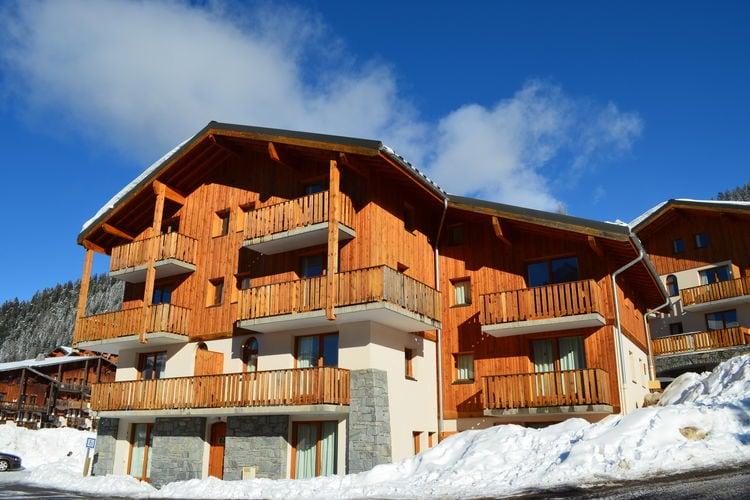 Vakantiehuizen Frankrijk | Rhone-alpes | Appartement te huur in Valfrejus met zwembad   4 personen