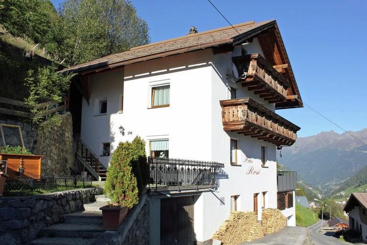 Rosi Kappl im Paznauntal Tyrol Austria