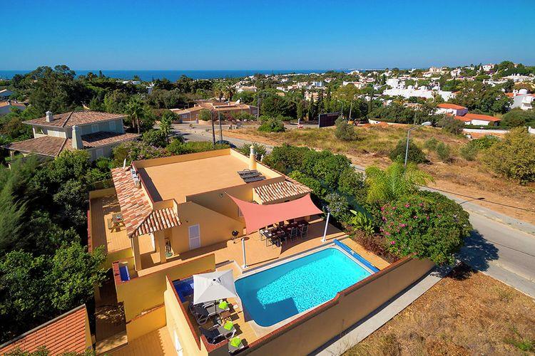 Carvoeiro Vakantiewoningen te huur Prachtig vakantiehuis met privézwembad, op loopafstand van het strand